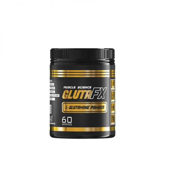 Muscle Science Glutamine