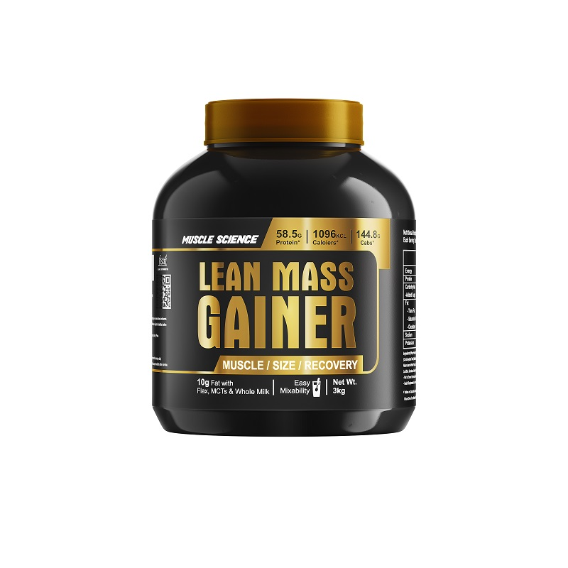 Muscle Science Lean Mass Gainer