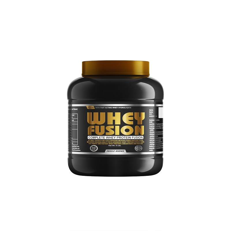 Muscle Science Whey Fusion