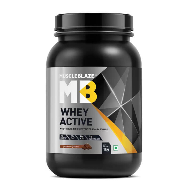 muscleblaze whey active protein 1kg