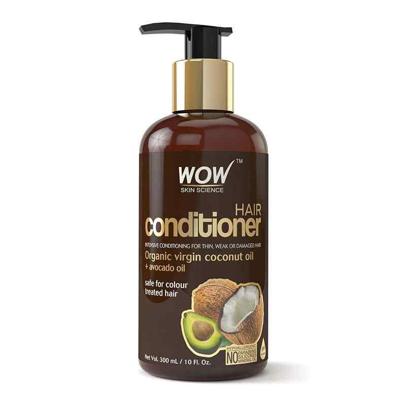 WOW Coconut & Avocado Oil Conditioner