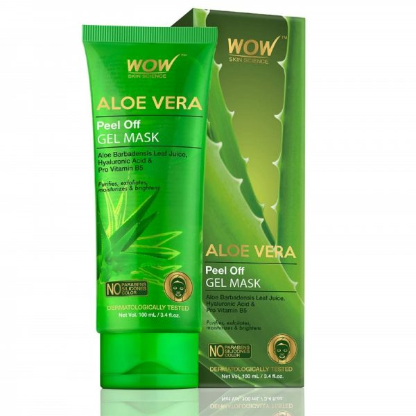 WOW Skin Science Aloe Vera Hydrating Face Wash 100 mL