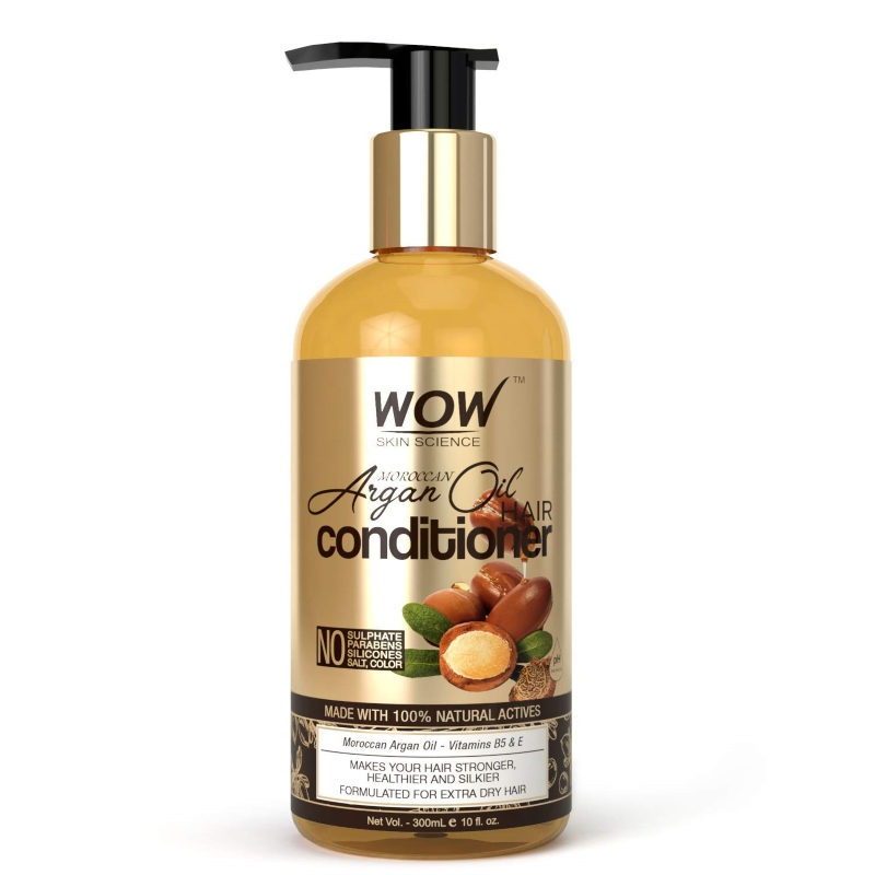 WOW Moroccan Argan Oil Conditioner