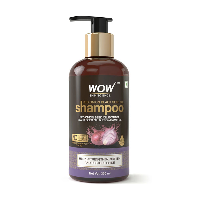 WOW Red Onion Oil Shampoo