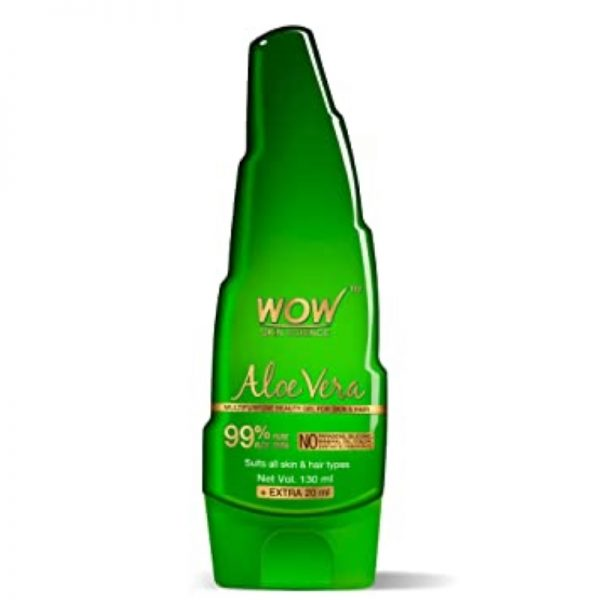 WOW Skin Science Aloe Vera Gel