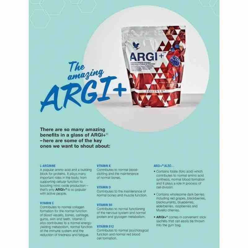 Forever Argi+ L-Arginine & Vitamin Complex